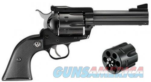 "Ruger NM Blackhawk Convertible .45 Colt/.45 ACP 4.62"" 0446   Guns > Pistols > Ruger Single Action Revolvers > Blackhawk Type"
