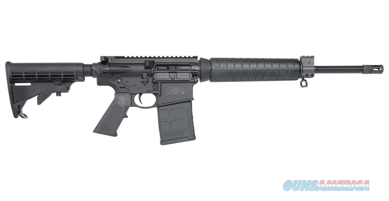 "Smith & Wesson M&P10 Sport Optics Ready .308 Win 16"" 20 Rds 11532  Guns > Rifles > Smith & Wesson Rifles > M&P"