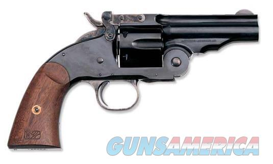 "Uberti 1875 No. 3 Top Break 2nd Model .44-40 Win 5"" 348560   Guns > Pistols > Uberti Pistols > Ctg."