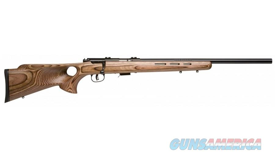 SAVAGE ARMS 93R17 BTV THUMBHOLE HEAVY BBL .17 HMR 96250  Guns > Rifles > Savage Rifles > Rimfire