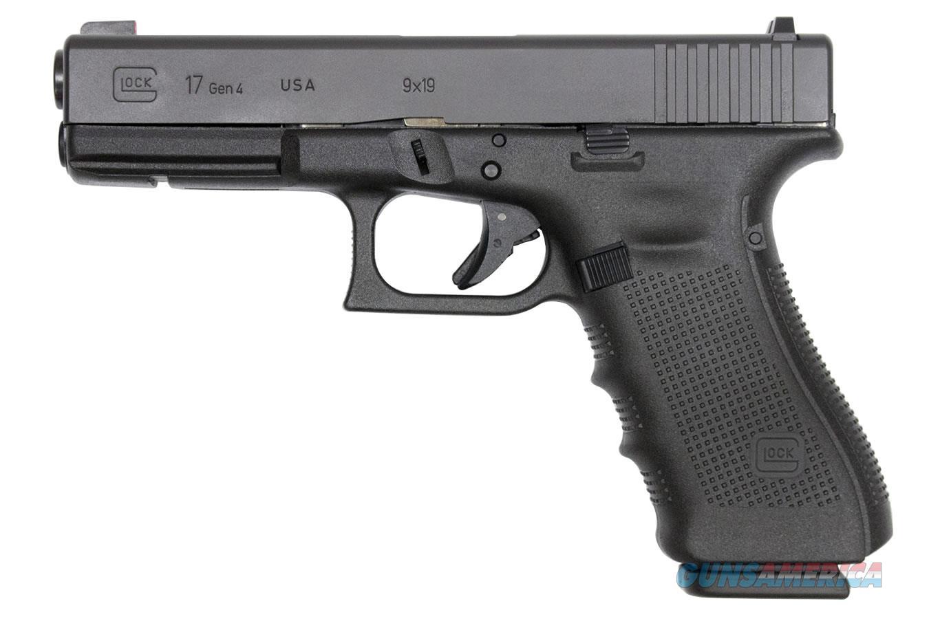 """Glock G17 Gen 4 9mm TALO 4.49"""" ProGlo 17rd UG1750503   Guns > Pistols > Glock Pistols > 17"""