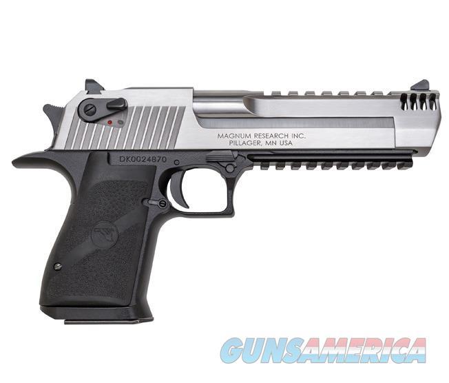 "Magnum Research Desert Eagle L6 .357 Mag 6"" Muzzle Brake DE357ASIMB   Guns > Pistols > Magnum Research Pistols"