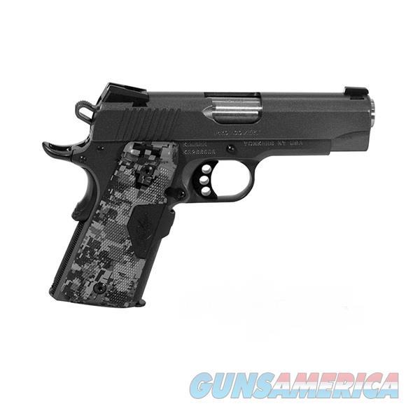 "Kimber 1911 Pro Covert .45 ACP (2017) Urban Camo Crimson Trace 4"" 7rd 3000244   Guns > Pistols > Kimber of America Pistols"
