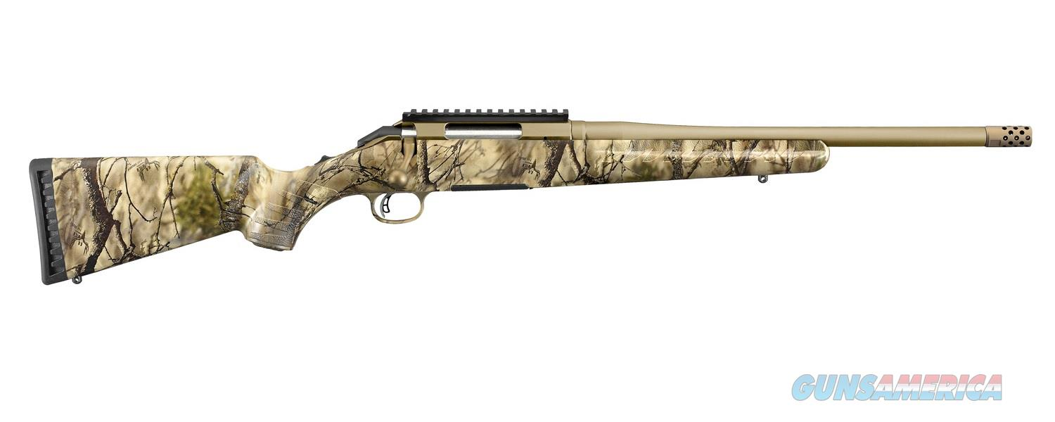 """Ruger American GO WILD I-M Brush Camo 6.5 Creed 16.10"""" TB 36924  Guns > Rifles > Ruger Rifles > American Rifle"""