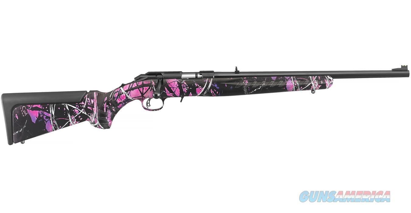 "Ruger American Rimfire .22 LR Muddy Girl 18"" TALO 8332   Guns > Rifles > Ruger Rifles > American Rifle"
