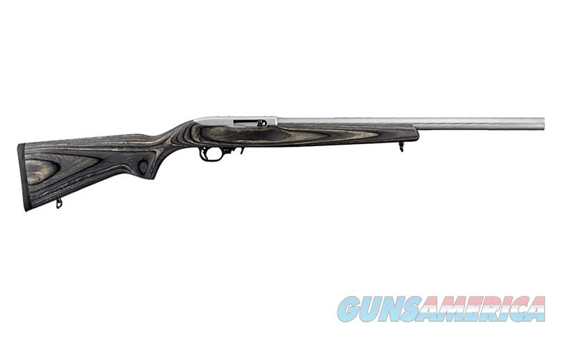 Ruger 10/22 Target Stainless Black Laminate .22 LR  1262  Guns > Rifles > Ruger Rifles > 10-22