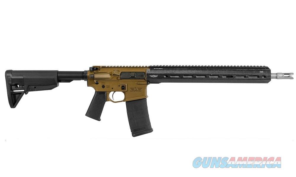 CHRISTENSEN ARMS CA-15 G2 CARBON FIBER BRONZE AR-15 5.56 SKU: CA10291-113522  Guns > Rifles > Custom Rifles > AR-15 Family