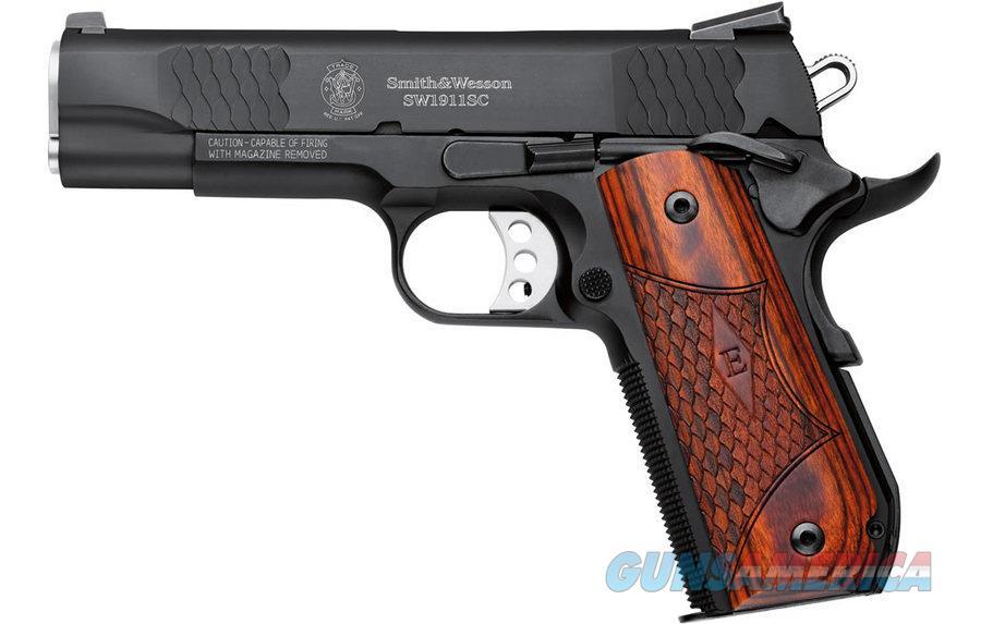 Smith & Wesson SW1911SC E-Series .45 ACP 108483   Guns > Pistols > Smith & Wesson Pistols - Autos > Alloy Frame