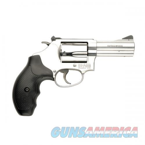 "Smith & Wesson Model 60 Stainless 3"" Barrel .357 Mag  162430  Guns > Pistols > Smith & Wesson Revolvers > Full Frame Revolver"