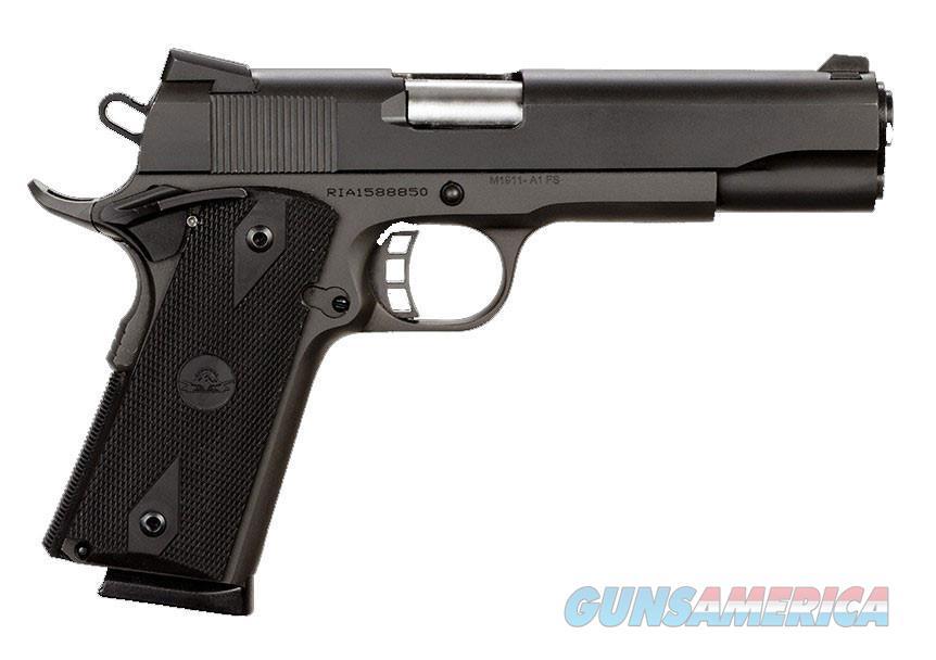 "Armscor Rock Island Rock Standard FS .45 ACP 5"" 8 Rds 51431   Guns > Pistols > Rock River Arms Pistols"