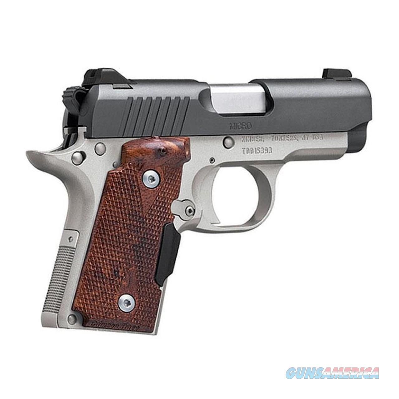 "Kimber Micro Crimson Carry 2.75"" .380 ACP 3300211  Guns > Pistols > Kimber of America Pistols > Micro"