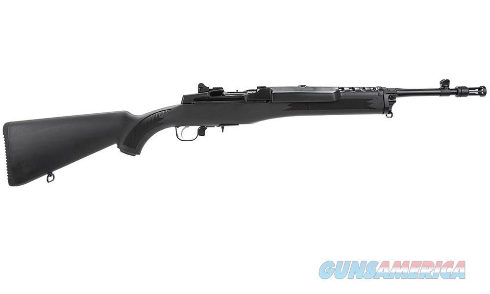 "Ruger Mini-14 Tactical 5.56 NATO Black 5rd 16"" TB 5848   Guns > Rifles > Ruger Rifles > Mini-14 Type"