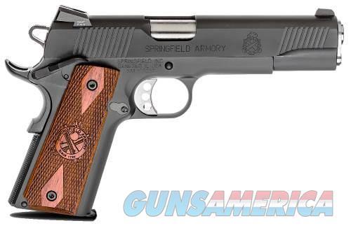 "Springfield 1911 Loaded .45 ACP 5"" Parkerized CA Compliant PX9109LCA  Guns > Pistols > Springfield Armory Pistols > 1911 Type"