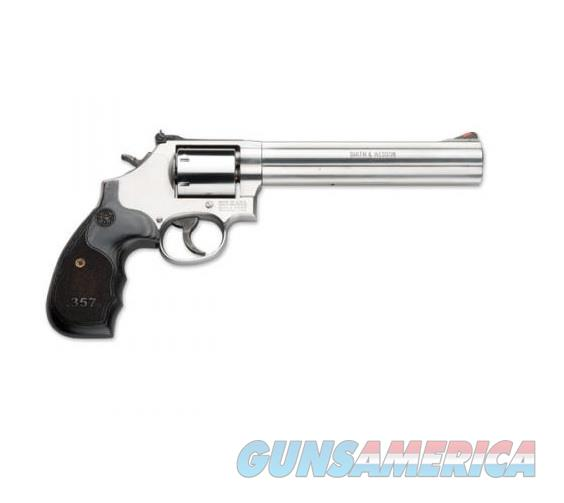 "Smith & Wesson 686 Plus 357 7"" SS .357 Mag 150855   Guns > Pistols > Smith & Wesson Revolvers > Full Frame Revolver"