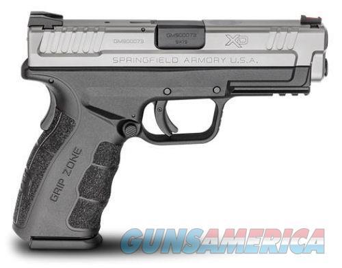 "SPRINGFIELD XD MOD2 SERVICE MODEL 4"" BI-TONE 9mm LUGER SKU: XDG9301HC  Guns > Pistols > Springfield Armory Pistols > XD-Mod.2"