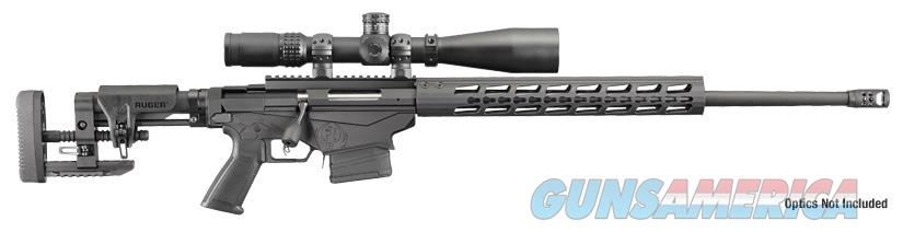 "Ruger Precision Rifle 6MM Creedmoor 24"" 18016  Guns > Rifles > Ruger Rifles > Precision Rifle Series"