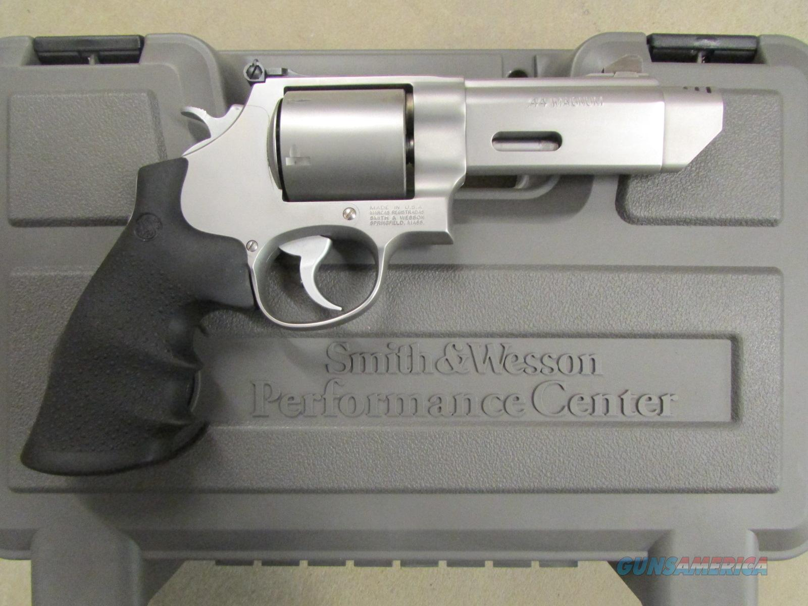 Smith & Wesson Model 629 V-Comp Performance Center .44 Magnum 170137  Guns > Pistols > Smith & Wesson Revolvers > Performance Center