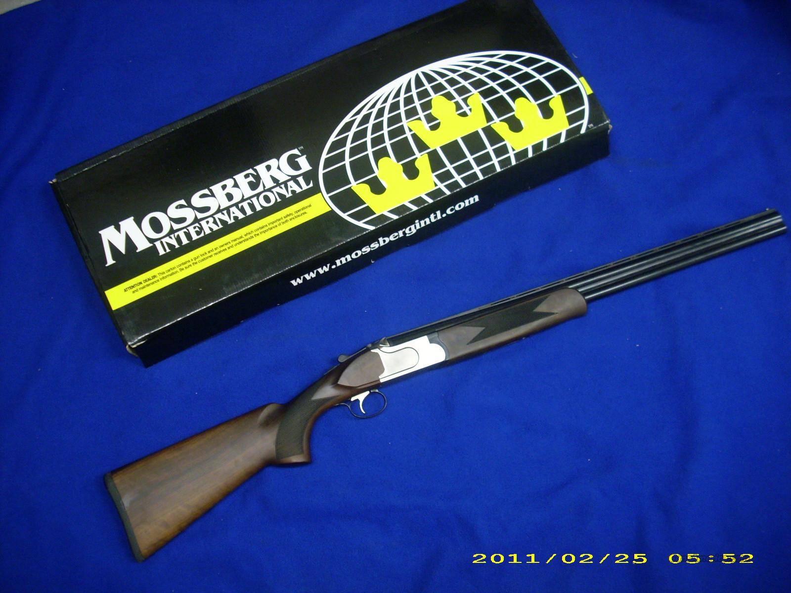 Mossberg Silver Reserve 12/20 Combo O/U  Guns > Shotguns > Mossberg Shotguns > Over/Under