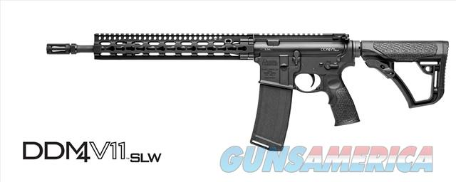 Daniel Defense DDM4V11 SLW 5.56 NATO 02-151-03218-047   Guns > Rifles > Daniel Defense > Complete Rifles