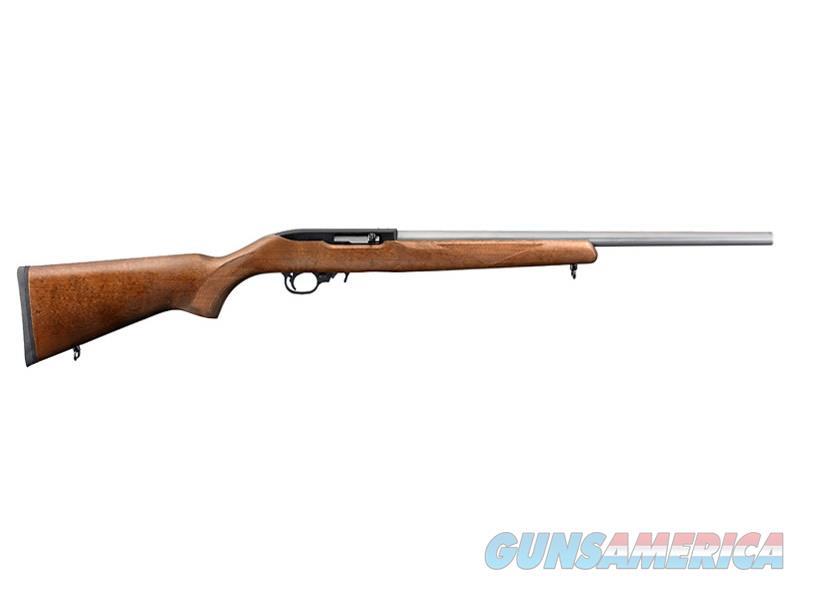 "Ruger 10/22 Sporter .22 LR 20"" Stainless 10 Rds 1237   Guns > Rifles > Ruger Rifles > 10-22"