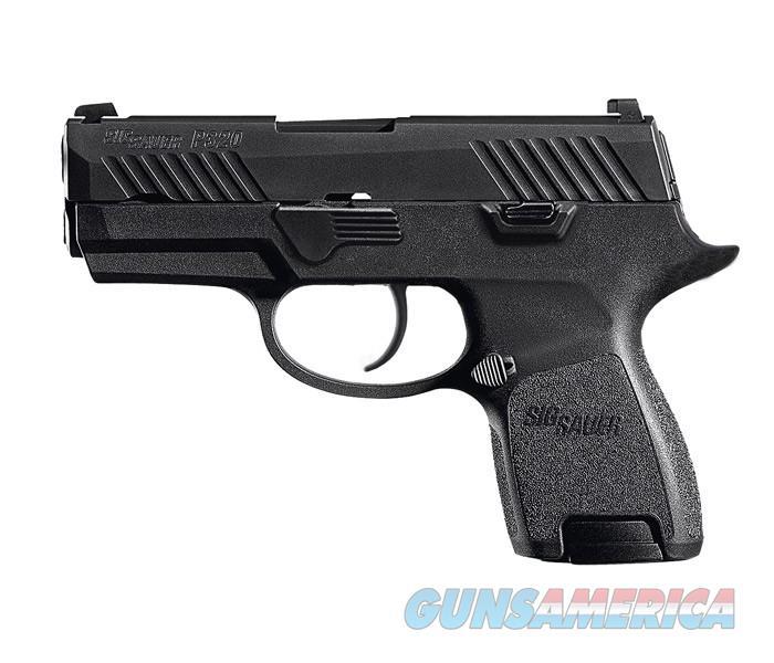 "Sig Sauer P320 Nitron 9mm 3.6"" 12 Rds 320SC-9-BSS   Guns > Pistols > Sig - Sauer/Sigarms Pistols > P320"