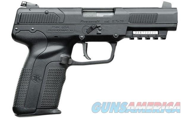 """FNH Five-seveN 5.7X28mm Pistol 4.8"""" Black 20 Rds 3868929300   Guns > Pistols > FNH - Fabrique Nationale (FN) Pistols > FiveSeven"""