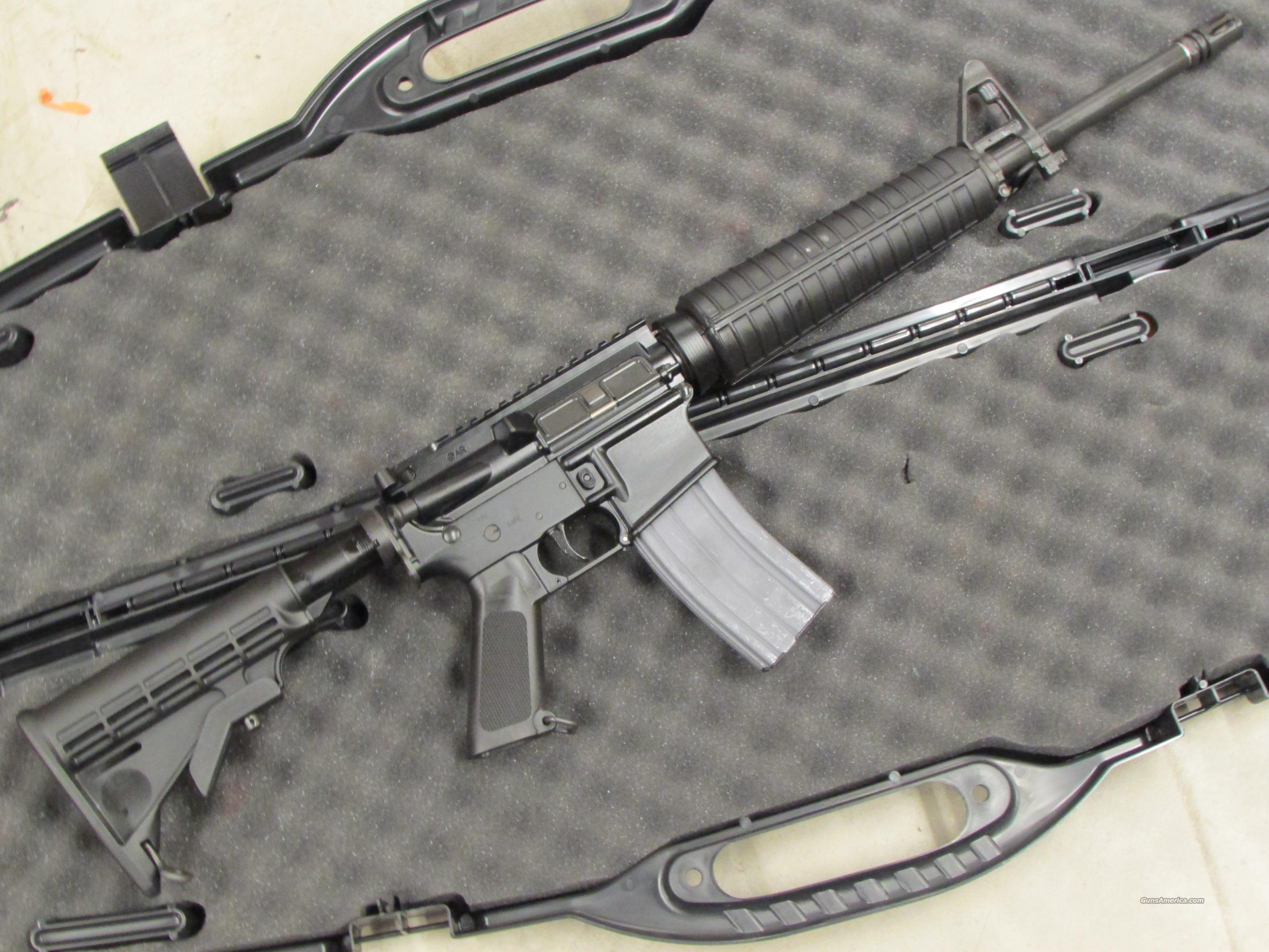 Armalite M15A4 Carbine AR-15 5.56 Chrome Lined Barrel  Guns > Rifles > Armalite Rifles > Complete Rifles