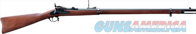 Uberti Springfield Trapdoor Army .45-70 71007  Guns > Rifles > Uberti Rifles > Single Shot