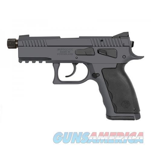"Kriss Sphinx SDP Duty 9mm 4.35"" TB Combat Grey S4-WSDCM-E098   Guns > Pistols > Kriss Tactical Pistols"