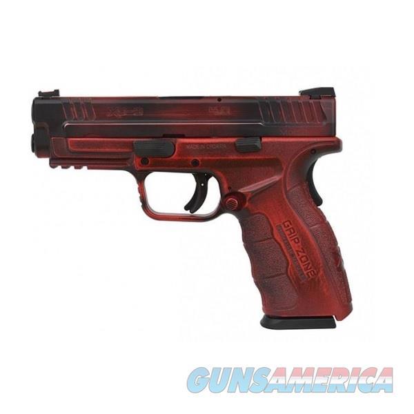 Springfield Armory XDG MOD2 9mm Red XDG9101HCBWRB  Guns > Pistols > Springfield Armory Pistols > XD-Mod.2