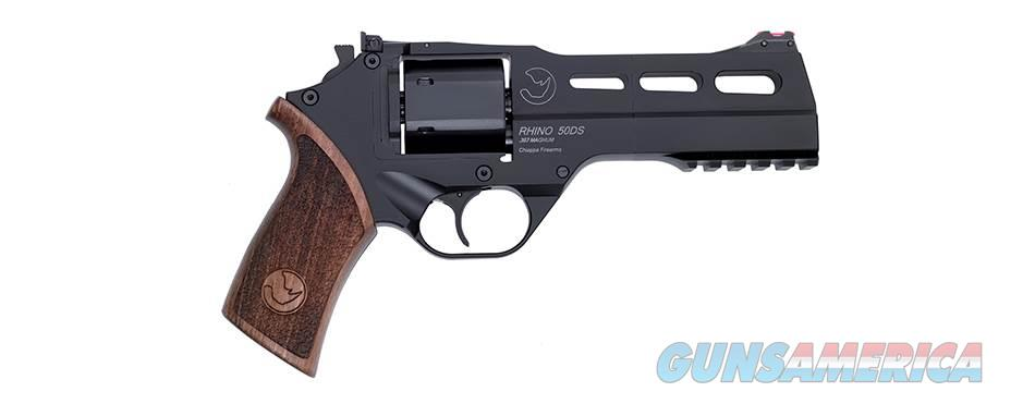 "Chiappa Rhino 50 DS Revolver 9mm Luger 5"" Black 340.245   Guns > Pistols > Chiappa Pistols & Revolvers > Rhino Models"