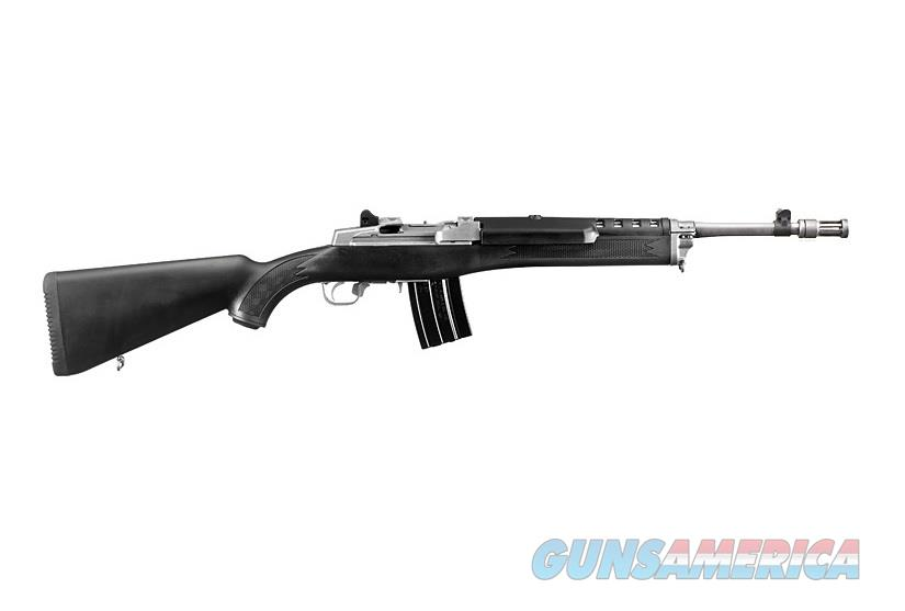 "Ruger Mini-14 Tactical 5.56 NATO / .223 Rem 16.12"" Stainless TB 5819  Guns > Rifles > Ruger Rifles > Mini-14 Type"