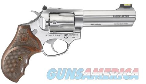 """Ruger SP101 Match Champion .357 Mag 4.2"""" SS 5782  Guns > Pistols > Ruger Double Action Revolver > SP101 Type"""