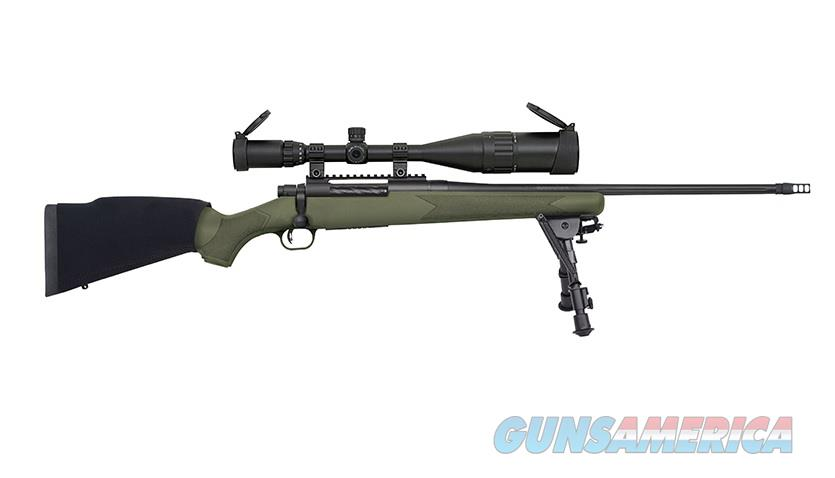 Mossberg Patriot Night Train OD Green .300 WIN MAG w/ Scope 27925  Guns > Rifles > Mossberg Rifles > Other Bolt Action