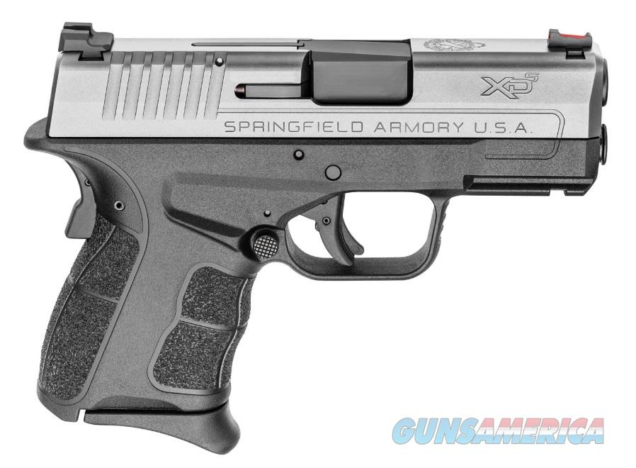 "Springfield XD-S Mod.2 .45 ACP 3.3"" Black/Stainless XDSG93345S  Guns > Pistols > Springfield Armory Pistols > XD-S"