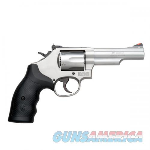 "Smith & Wesson Model 66 .357 Mag/.38 Special 4.25"" Stainless 162662   Guns > Pistols > Smith & Wesson Revolvers > Full Frame Revolver"