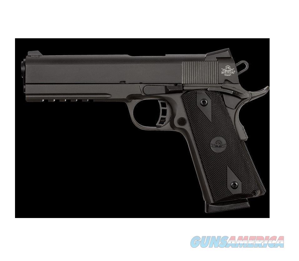 "Armscor/RIA 1911 TAC Standard FS .45 ACP 5"" 51484   Guns > Pistols > Rock Island Armory Pistols"
