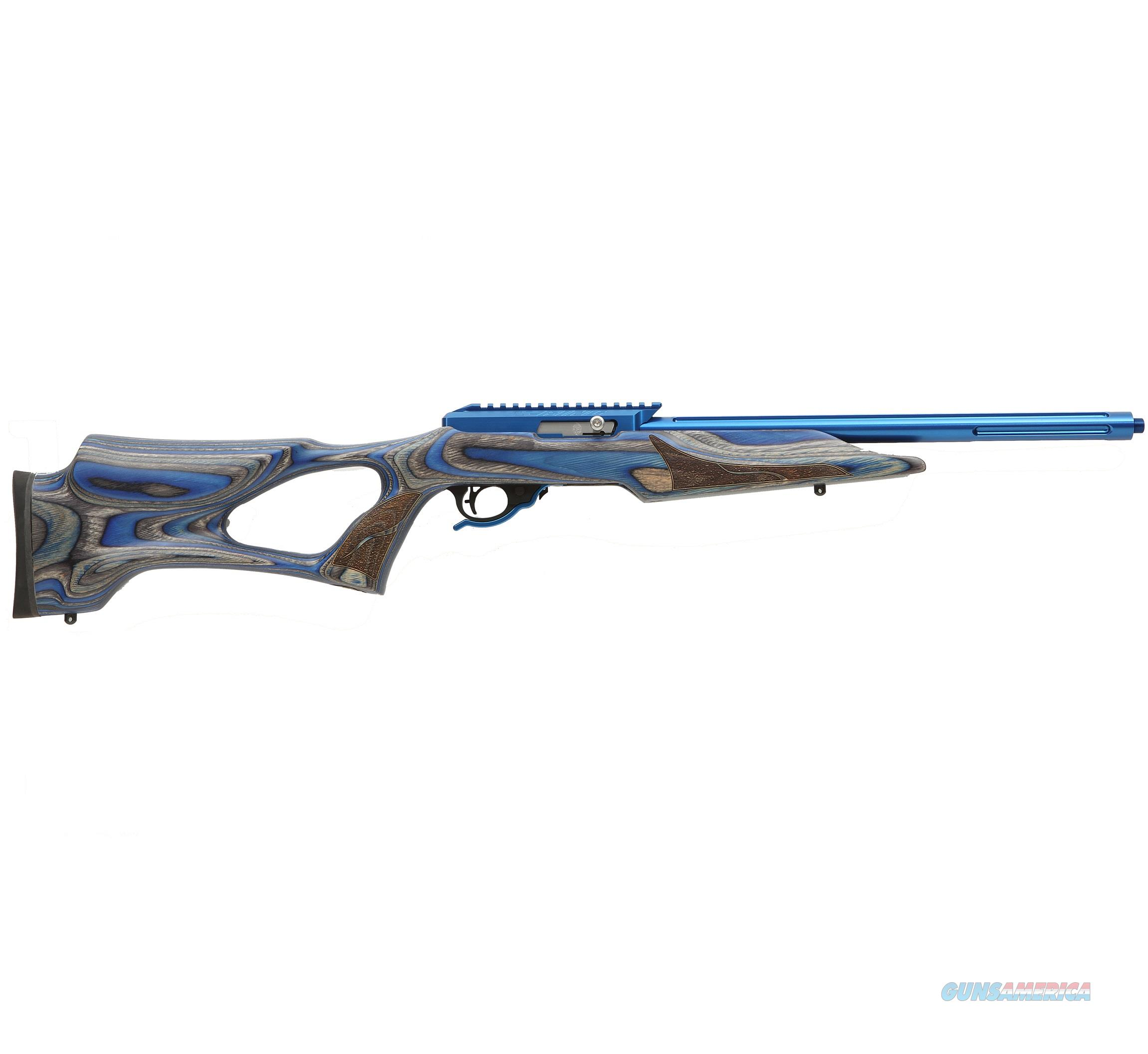 TACTICAL SOLUTIONS X-RING RIFLE VANTAGE ROYAL BLUE .22 LR 22LR 10/22 TSTTE-06V-ROY  Guns > Rifles > Ruger Rifles > 10-22