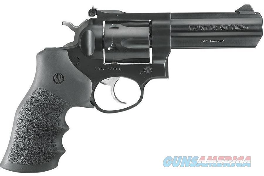 """Ruger GP100 Double-Action Blued 4.2"""" .357 Magnum 1702  Guns > Pistols > Ruger Double Action Revolver > Security Six Type"""