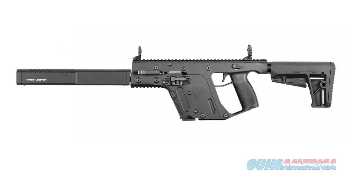 "Kriss Vector Gen II CRB .45 ACP Black 16"" KV45-CBL20   Guns > Rifles > Kriss Tactical Rifles"