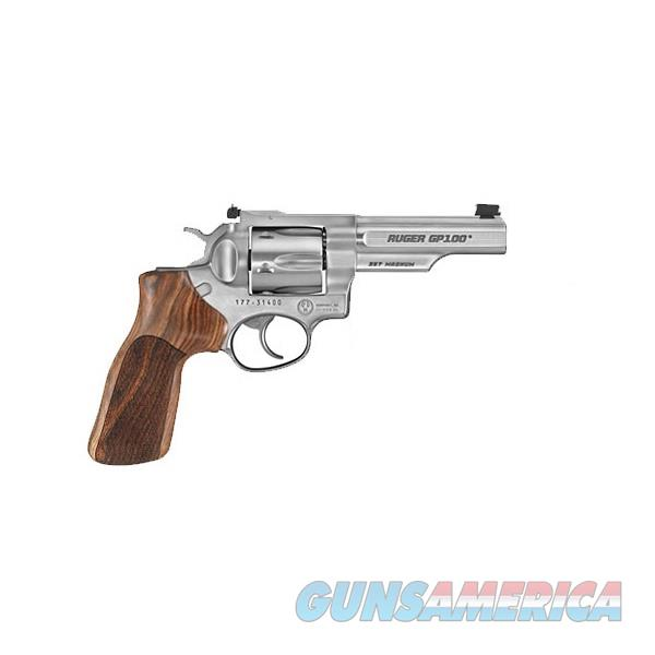 Ruger GP100 Match Champion Double-Action .357 Magnum 1755  Guns > Pistols > Ruger Double Action Revolver > SP101 Type