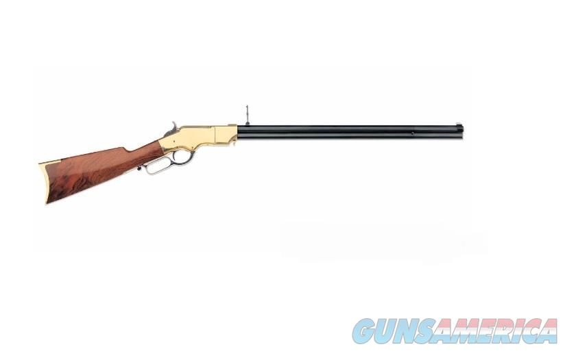 "Uberti 1860 Henry Rifle Brass .44-40 24.50"" 342390   Guns > Rifles > Uberti Rifles > Lever Action"