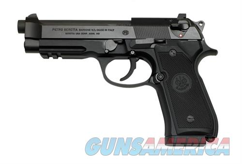 "Beretta 92A1 Pistol 9mm 4.9"" 17 Rounds J9A9F10   Guns > Pistols > Beretta Pistols > Model 92 Series"