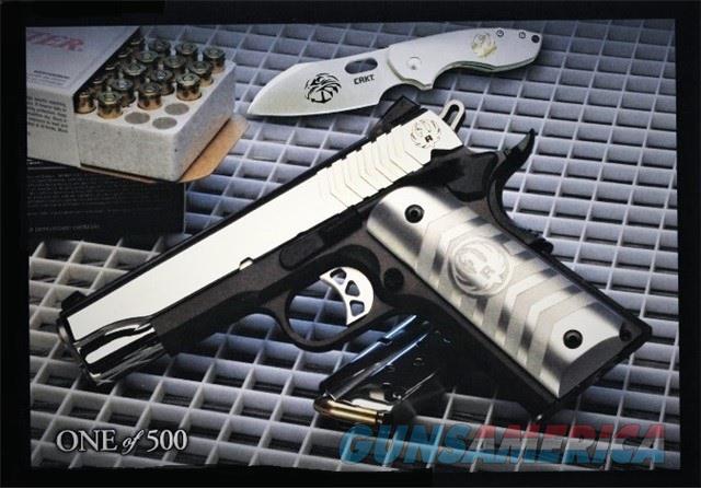 RUGER NAVAL SPECIAL WARFARE SR1911 9MM TALO 6743  Guns > Pistols > Ruger Semi-Auto Pistols > 1911