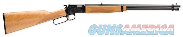"Browning BL-22 Lever .22LR AA Maple 20"" 024125103  Guns > Rifles > Browning Rifles > Lever Action"