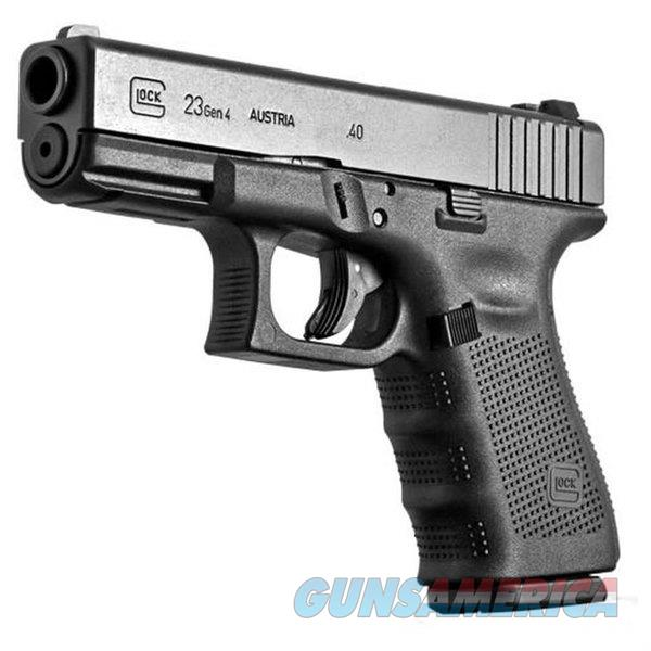 "Glock 23 G23 Gen4 .40 S&W 4.01"" 13 Rounds PG2350203   Guns > Pistols > Glock Pistols > 23"