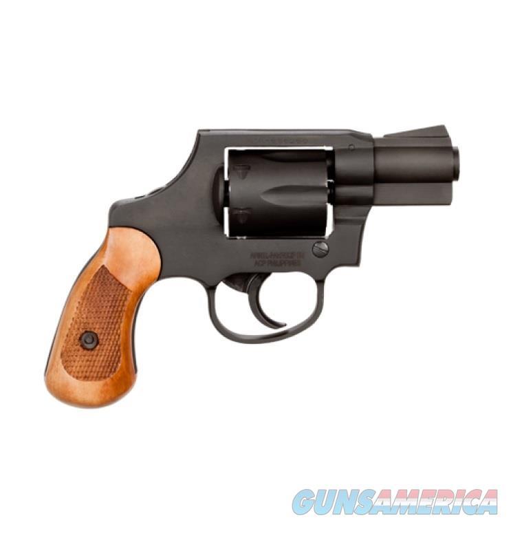 "Armscor/RIA M206 Spurless Parkerized 2"" .38 Special 51280  Guns > Pistols > Rock Island Armory Pistols > Rock Island"