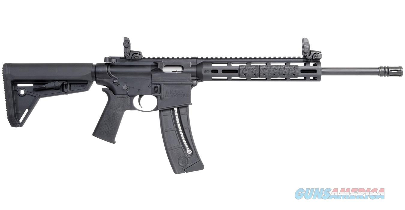Smith & Wesson M&P15-22 Sport MOE SL .22LR 10213  Guns > Rifles > Smith & Wesson Rifles > M&P