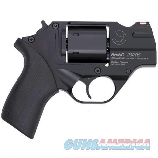 "Chiappa Rhino 200DS .357 Magnum 2"" Black CF340.216   Guns > Pistols > Chiappa Pistols & Revolvers > Rhino Models"
