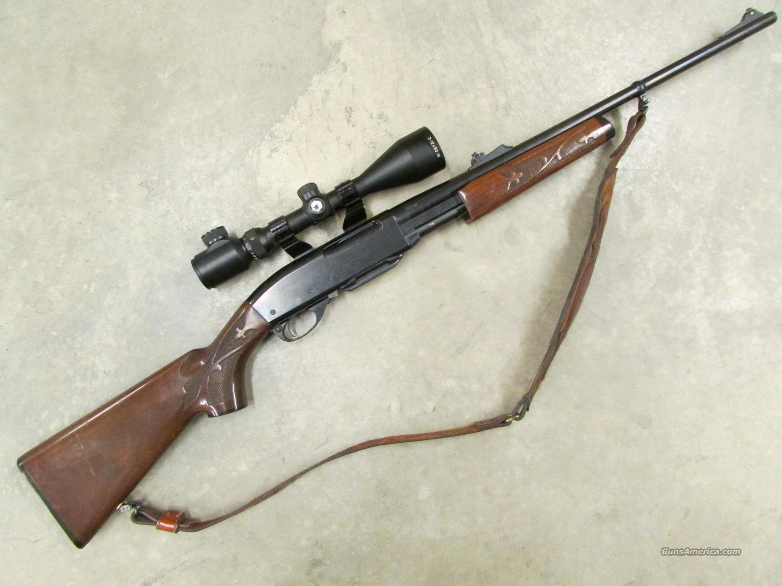 1998 Remington Model 7600 Pump-Action .270 Win for sale